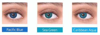 Freshlook Dimensions Sea Green >> Freshlook Dimensions di Ciba Vision | Confezione da 2 lenti a contatto colorate mensili ...