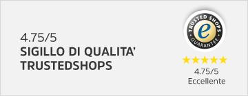 Certificato TrustedShops