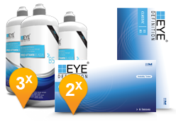 EyeDefinition Classic 55 AS + Pro-Vitamin B5