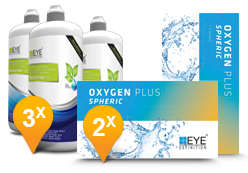 EyeDefinition Oxygen Plus + Sensitive Plus