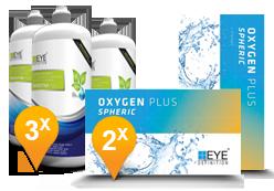 EyeDefinition Oxygen Plus + Sensitive Plus