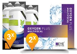 EyeDefinition Oxygen Plus Multifocal + Sensitive Plus