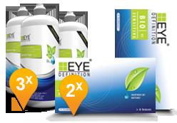EyeDefinition Biosensitive  + Sensitive Plus