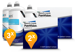 Purevision + EyeDefinition Pro-Vitamin B5