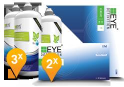 EyeDefinition Classic 55 AS Toric + Sensitive Plus