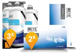 EyeDefinition Extreme SH180 + Pro-Vitamin B5