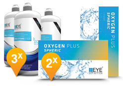 EyeDefinition Oxygen Plus + Pro-Vitamin B5