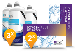 EyeDefinition Oxygen Plus Multifocal + Pro-Vitamin B5