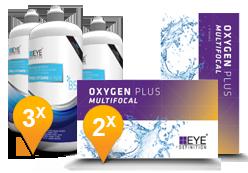 EyeDefinition Oxygen Plus Multifocal + Pro-Vitamin B5