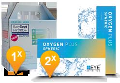 Acuvue Oasys 1 Day con HydraLuxe - Confezione semestrale (360 lenti)