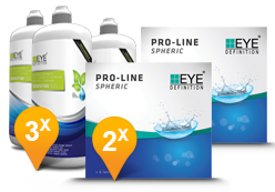 EyeDefinition Pro-Line + Sensitive Plus