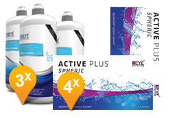 EyeDefinition Active Plus + Pro-Vitamin B5