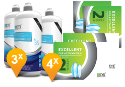 Excellent for Astigmatism + EyeDefinition Pro-Vitamin B5