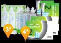 Excellent for Astigmatism + BioTrue soluzione