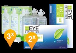 Bio Sensitive Multifocali +  BioTrue soluzione