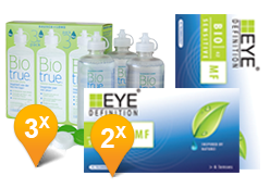 EyeDefinition Bio Sensitive Multifocali