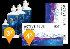 Active Plus +  Complete Revitalens