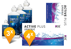 Active Plus +  Complete Revitalens