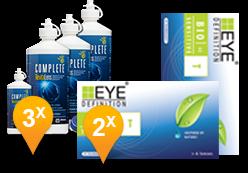 Bio Sensitive Toriche + Complete Revitalens