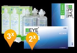 EyeDefinition Classic 55 AS Toric + BioTrue soluzione