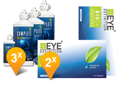 EyeDefinition Biosensitive  + Complete Revitalens