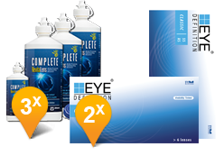 EyeDefinition Classic 55 AS + Complete Revitalens