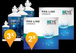 EyeDefinition Pro-Line + Complete Revitalens