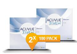 1-Day Acuvue TruEye - Confezione semestrale (360 lenti)