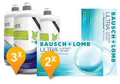 ULTRA + EyeDefinition Sensitive Plus