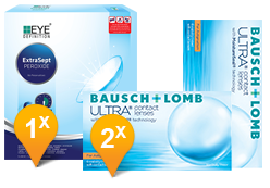 ULTRA for Astigmatism + EyeDefinition Extrasept al Perossido