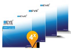 EyeDefinition Classic 1 Day Extra - Confezione semestrale