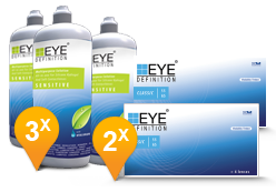 EyeDefinition Classic 55 AS + Sensitive Plus