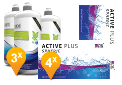EyeDefinition Active Plus+ Sensitive Plus