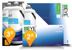 EyeDefinition Classic 55 AS Toric + Pro-Vitamin B5