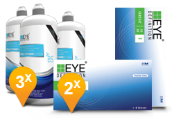 EyeDefinition Classic 55 AS Toric + Pro-Vitamin B5