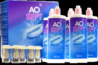 AOsept Plus. Confezione risparmio