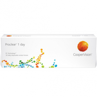 Proclear 1 day coupon