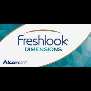 FreshLook Dimensions (2 lenti)