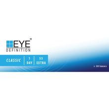 EyeDefinition 1 Day Classic Extra