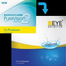 EyeDefinition Pro-Line Multifocal