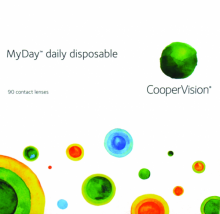 MyDay® Daily Disposable