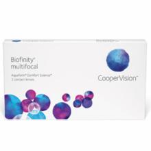 biofinity multifocal 6 lenti coopervision