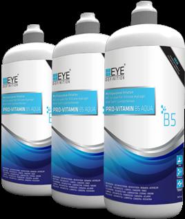 Soluzione unica EyeDefinition Pro-Vitamin B5
