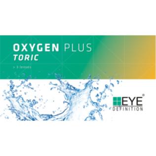 EyeDefinition Oxygen Plus Toric