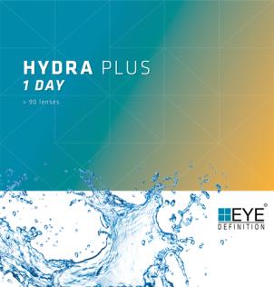 EyeDefinition 1-Day Hydra Plus