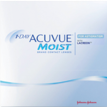 1-DAY ACUVUE MOIST for ASTIGMATISM 90 lenti