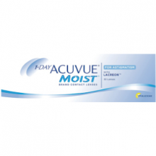 1-DAY ACUVUE MOIST for ASTIGMATISM 30 lenti
