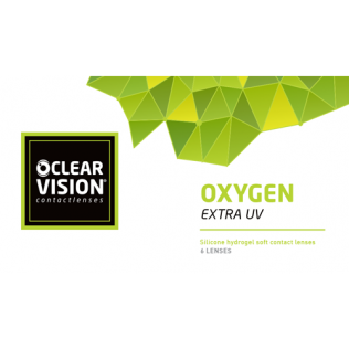 Clearvision Oxygen 1 Day Extra UV