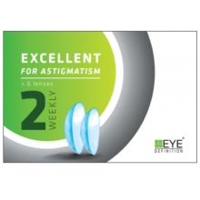EyeDefinition Excellent for Astigmatism