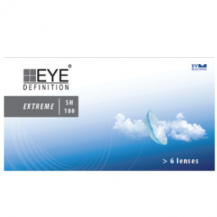 EyeDefinition Extreme LENTI MENSILI